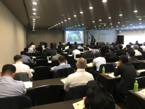 JILS 九州ロジスティクス講演会「AI技術で生産性向上」