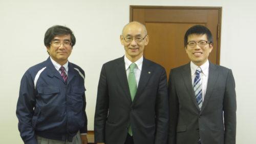 川相商事滋賀支社 障害者雇用優良事業所で表彰