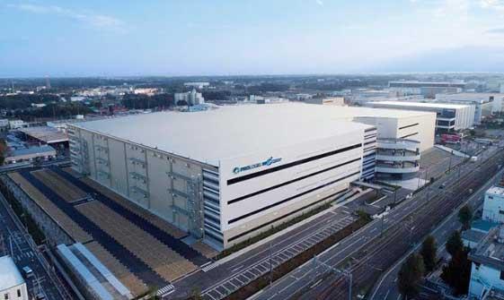 三井不動産とプロロジス 川越市に賃貸用物流施設を開設