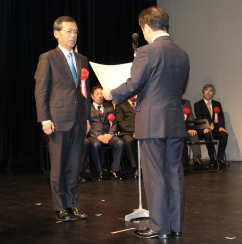 「エコドライブシンポジウム」 国土交通大臣賞にはロジパルエクスプレス