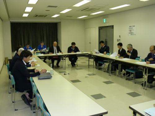 軸重違反・特車許可申請・ターミナル滞留などの問題・請願書について協議 阪神港海上コンテナ協会