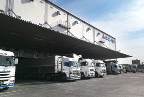 レンゴー 八潮流通センターでAI技術活用システムを運用