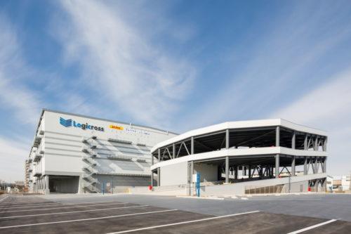 三菱地所 マルチテナント型施設が竣工、中部エリア広域の配送拠点に