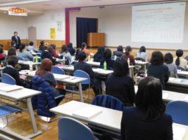 埼ト協 女性限定運行管理者講習「今後も継続していく」