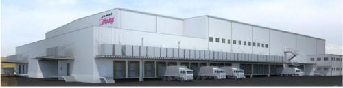 リテールパートナーズ 新センター建設、物流最適化実現へ