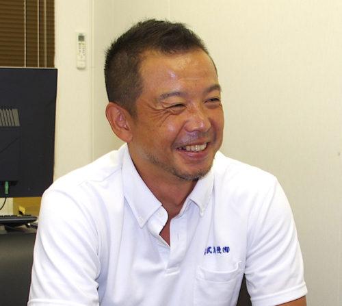 恵武急便 山田社長「会社と従業員が互いに高め合える関係が大切」