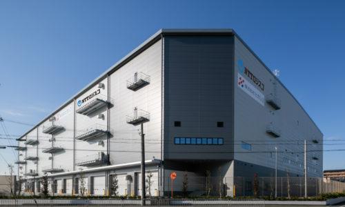 NTTロジスコ 茨木物流センターを開設