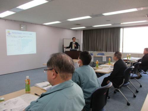 エコモ財団 中国運輸局でグリーン講習を開催