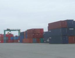 国際コンテナ統計、内貿分増加 奇妙さ浮き彫りに