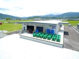 三和建設「RiSOKO」 オーダーメイド型の倉庫建設に注力
