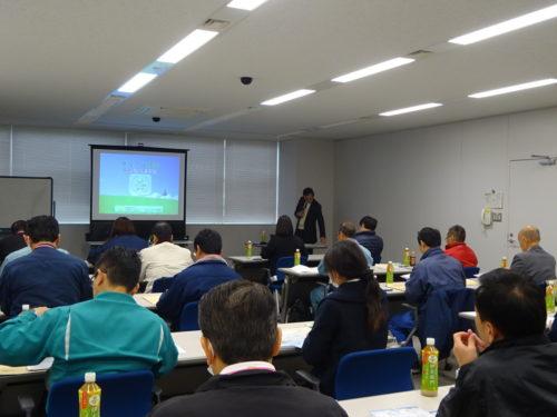 交通エコモ財団 グリーン経営推進、講習会に20人参加