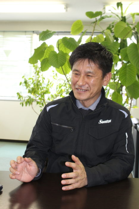サントス ナウトジャパンのDR「ナウト」、実証実験で意識改革