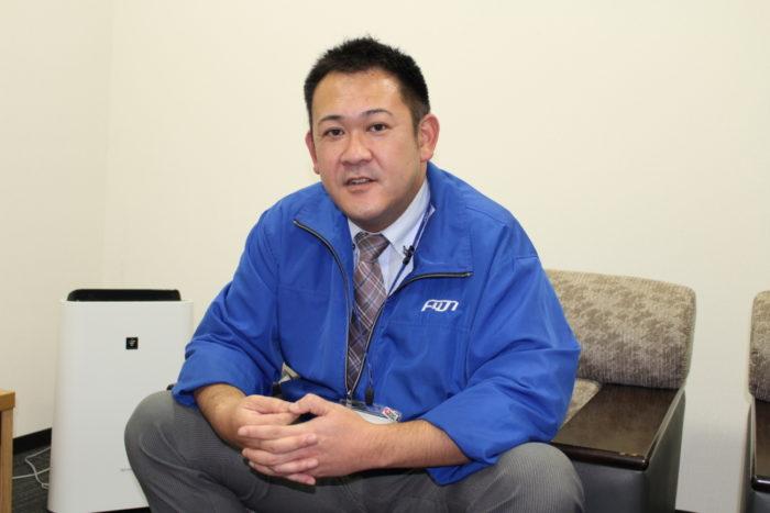 富士運輸福岡支店 吉村卓司支店長 「コミュニケーションを大切に」