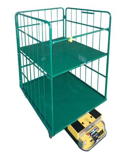 パナソニック 自律走行の低床型搬送ロボットを販売開始