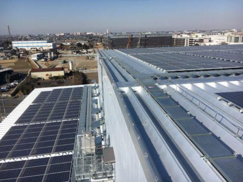 太陽光パネルを活用 ランニングコスト削減対策