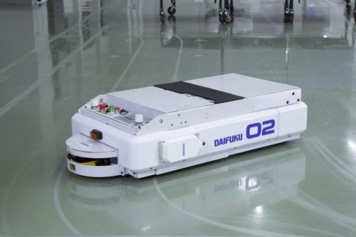 ダイフク ワイヤレス充電システムの新型モデル発売