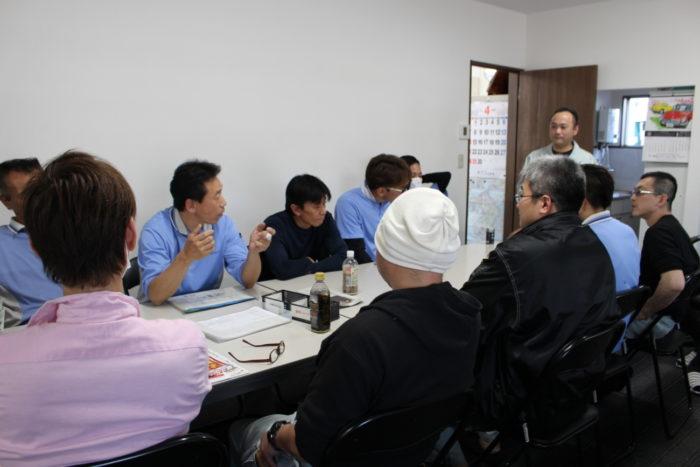 日之出運輸 安全輸送会議、安全走行を第一に指導