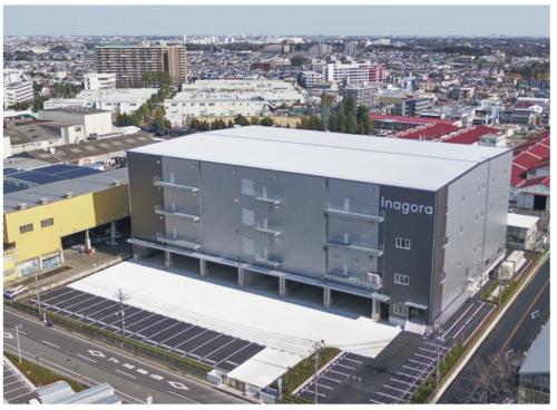CPDなど3社 松戸市で賃貸用物流施設を竣工
