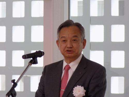 カンダHD 新社屋が完成「安全・安心でエコな本社」