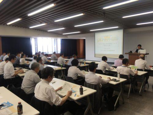 北海道運輸局 ホワイト物流説明会、荷主に「自主行動宣言」要求