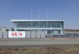 SUS 苫東工業団地内に北海道初の拠点を建設