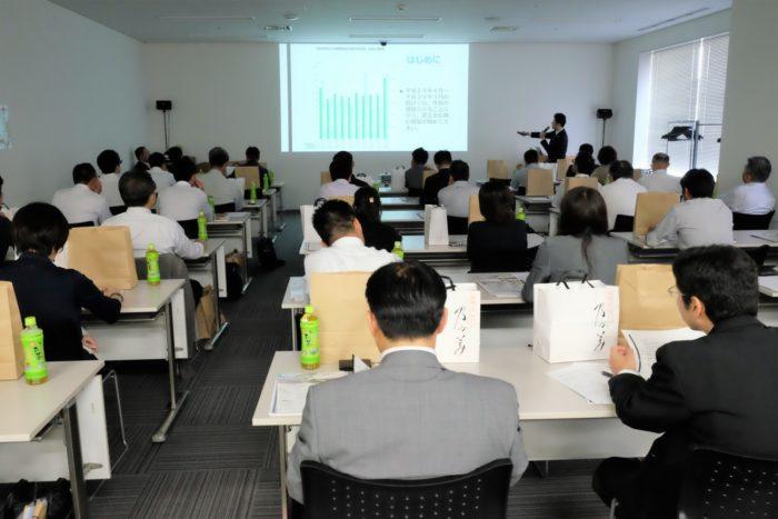 東日本宇佐美物流セミナー 未払い残業をテーマに講演