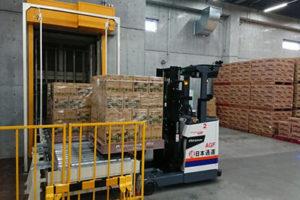 日通 倉庫の自動化推進、作業時間短縮へ