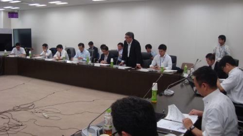 国交省 建設資材物流における労働時間改善懇談会、効率化期待の事例発表