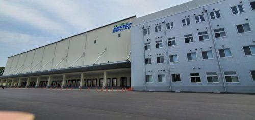 ランテック 関西支店を新築、竣工式を実施