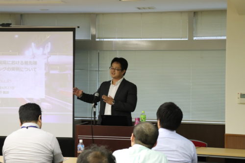 CRE 大阪でフォーラム開催、「物流が戦略」と捉える