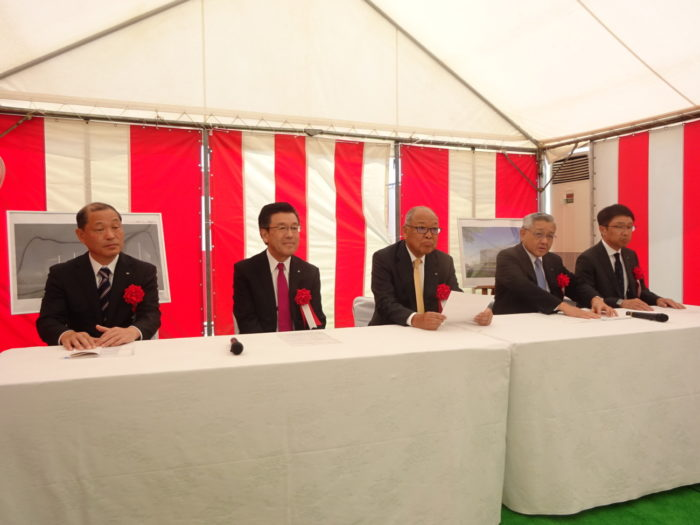 ヨコレイ アイランドシティ物流センター起工、九州で最大の物流拠点