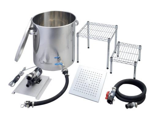 パーマンコーポ 自社で簡単に洗浄「DPFクリーナーシステム」