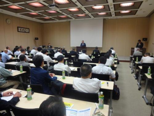 関運協 車両制限令特別講習会「連帯責任の重さ考えて」