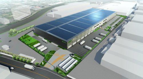 センコー 尼崎PDセンターを開設