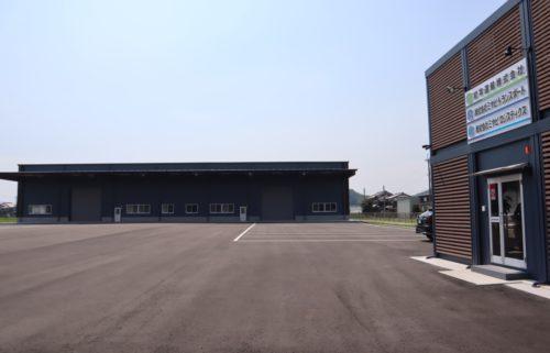 松本運輸 営業倉庫が本稼働へ、車庫集約で効率化