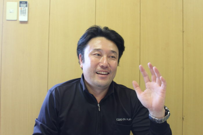 KDNトランスポート 香川社長「真面目な会社を作る」