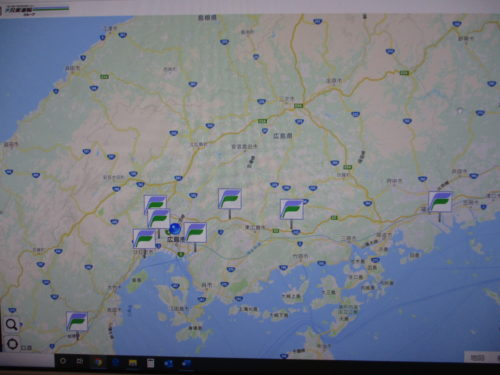 双葉運輸グループ 専用求人サイト公開、現在地から検索可能