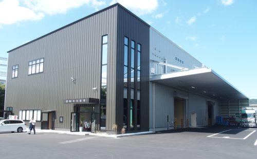 木元産業 本社新築工事が完了、次のステージへの第一歩