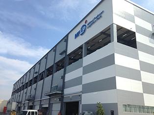 佐川グローバルロジ 広島市に物流センターを新設