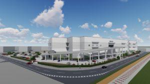 三菱地所 首都圏でロジクロス5棟の開発を決定