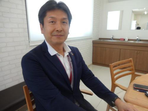 浜松倉庫 中山彰人社長 「未来像をシステムに」
