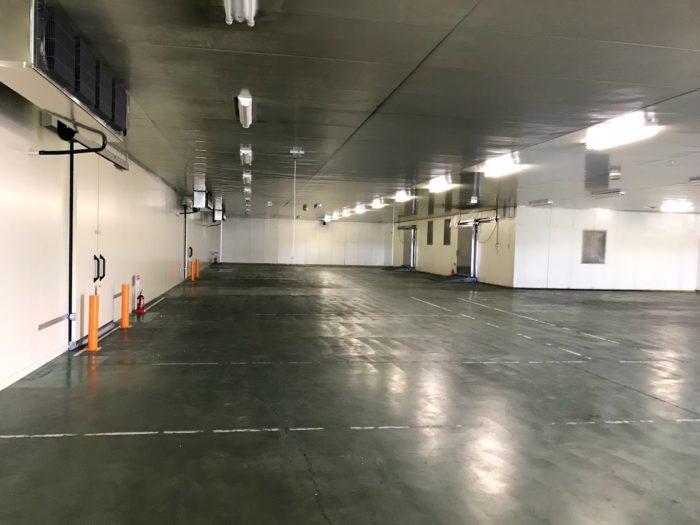 茨城乳配 鹿沼共同配送センター開設
