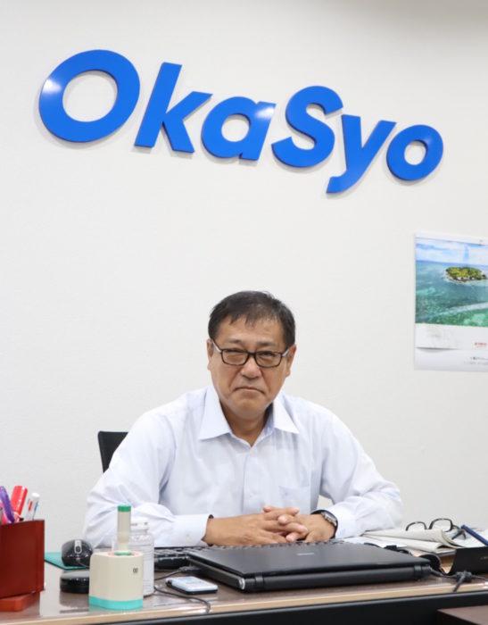 岡田商運 長期休暇が取れる環境へ