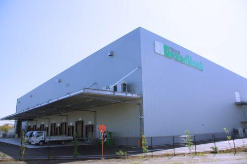 大宝運輸 初の冷凍冷蔵専用倉庫、東郷コールドセンター