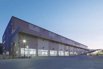 東京流通センター 三菱地所物流リート投資法人からPM業務受託