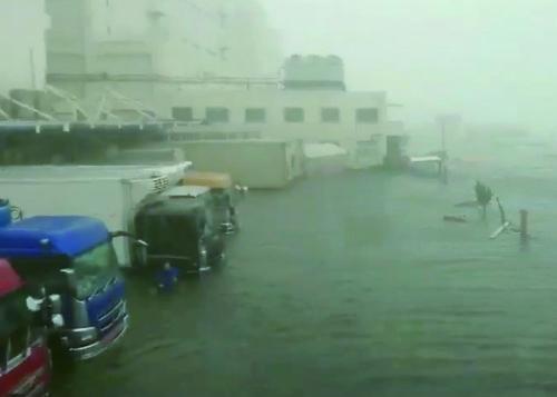 台風19号浸水被害 時間経過とともに生じる問題