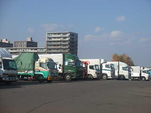 SA・PAの迷惑駐車