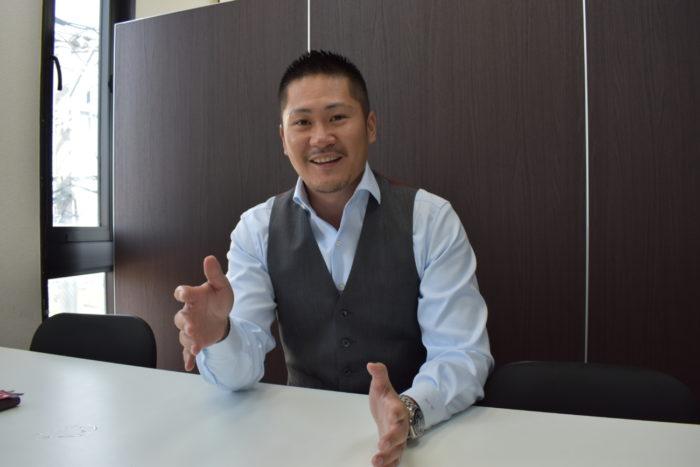 UC 倉橋良太社長「家族のために一念発起」