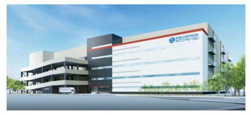 青山商事 EC特化の物流施設が神奈川県大和市で稼働