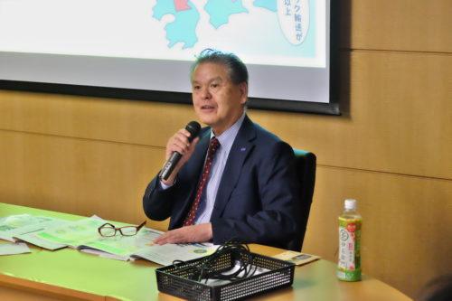 アジア物流 ISO、安全マネ講習会で安全意識を新たに